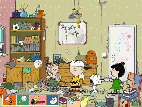 Its The Big Game Charlie Brown